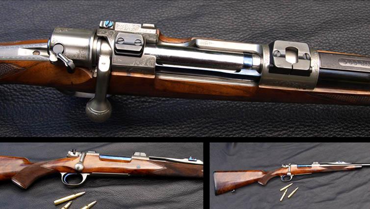 Franz Ritter Büchsenmanufaktur - Exklusive Jagdwaffen