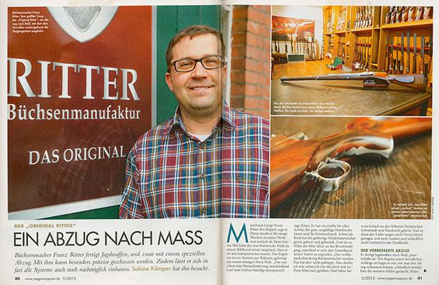 Ritter Büchsenmanufaktur Presse